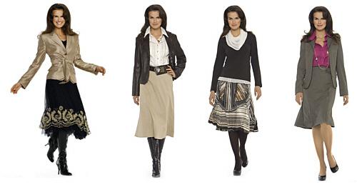 Как выглядеть моложе своих лет: одежда после сорока