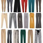 Какие модные женские брюки носить осенью 2018