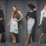 Какие юбки в моде осенью 2015