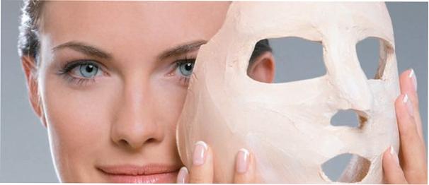 Косметические маски для лица с гипсом