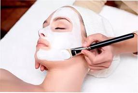 Как наносить гипсовые маски