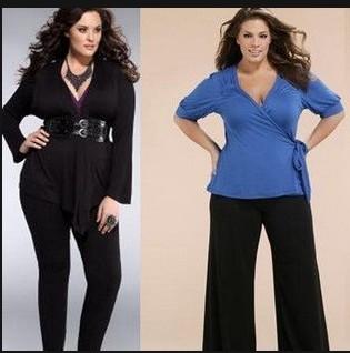 Два типа фигуры – два типа одежды