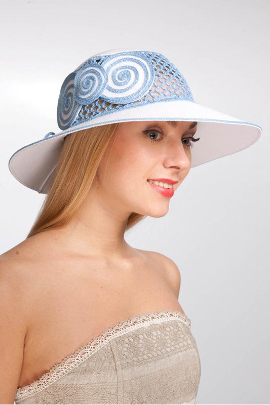 Как примерять шляпку