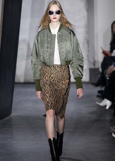 Модные женские осенние куртки 2015