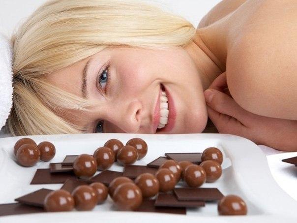 Польза шоколадной терапии
