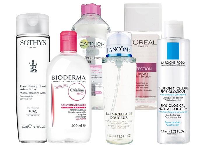 Очищающее средство для кожи лица: правила выбора