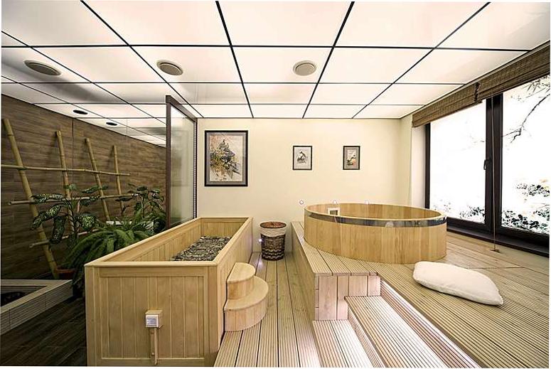 Офуро: японская баня для красоты и здоровья