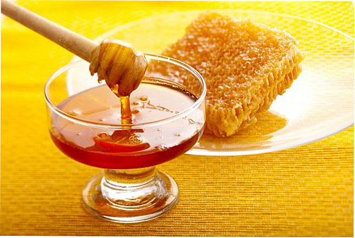 Масочки с медом