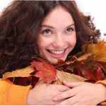 Осенний цветотип внешности: Женщина Осень