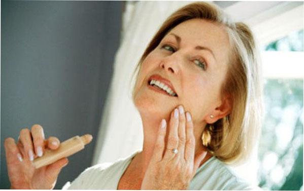 Особенности осеннего макияжа после сорока