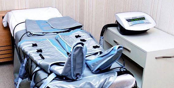 Процедура прессотерапии: красота без боли