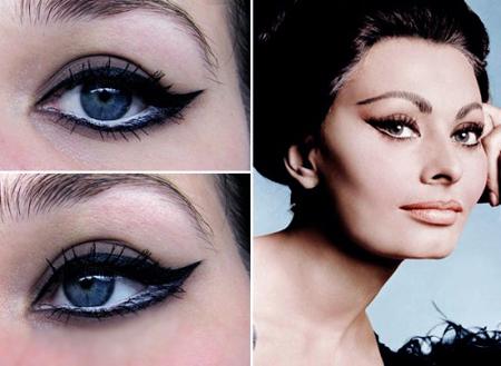 Само очарование: новогодний макияж 2015