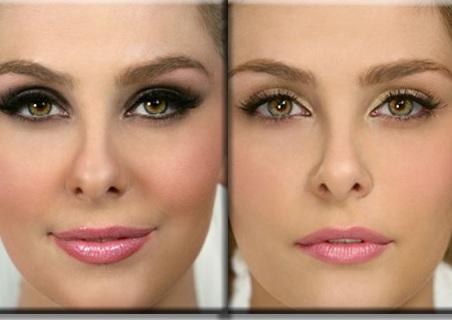 Свадебный и вечерний макияж в чем разница