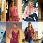 Стильная одежда для женщины Лето