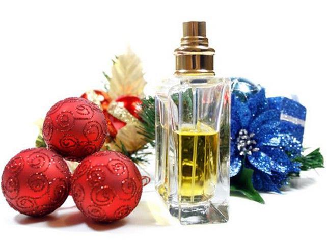 Выбираем укладку и новогодний аромат
