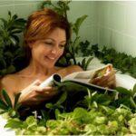 Ванны с травами: для тела и души