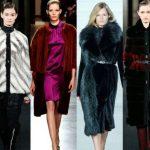 Выбираем модные шубы зима 2018