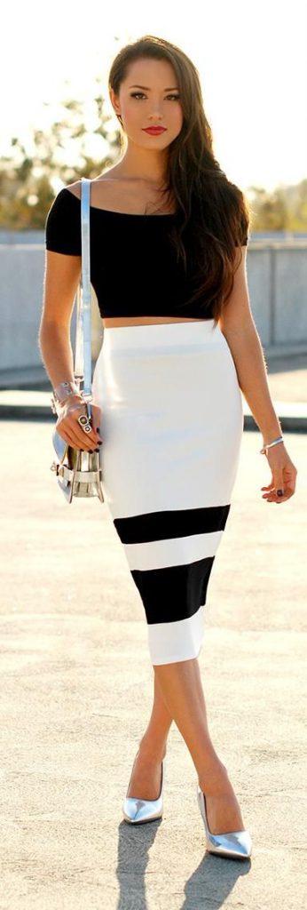 Юбки, брюки и платья
