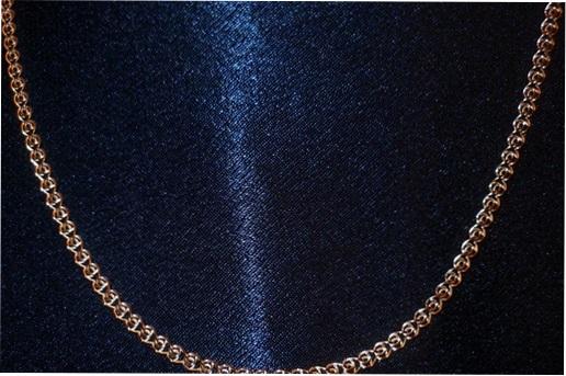 Женская золотая цепочка на шею: универсальное украшение