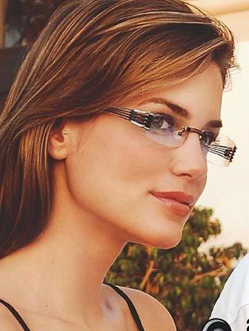 Как подобрать оправу для очков с диоптриями