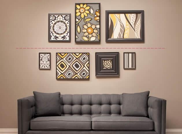 Модульные картины – новый взгляд на украшение интерьера