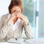 Осенняя депрессия у женщин