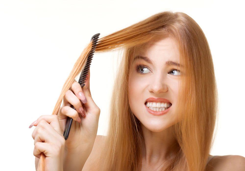 Психологическое влияние на выпадение волос у женщин