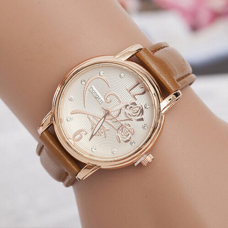 Какие бывают женские часы