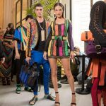 Модная коллекция весна-лето 2018 Balmain