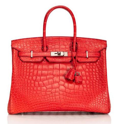 Самые знаменитые сумочки дома Hermes