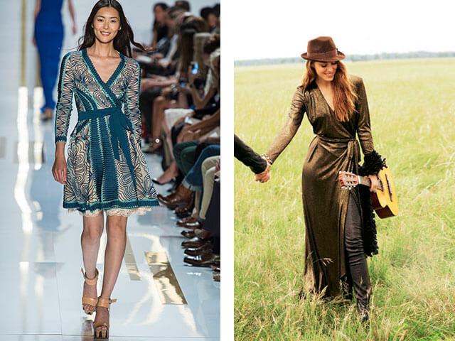 Вариации нарядного платья