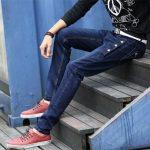 Модные мужские джинсы 2018 - фасоны и цвета