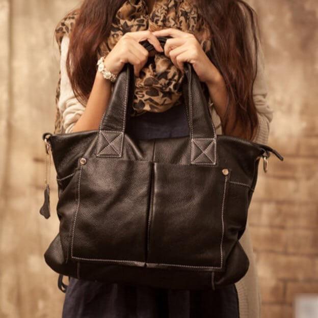 Что такое сумка шоппер?