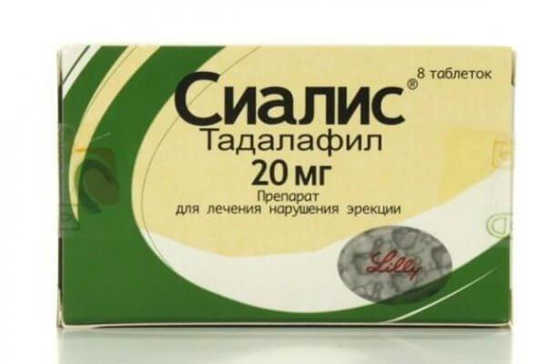 Тадалафил: эффективное средство для усиления мужской потенции