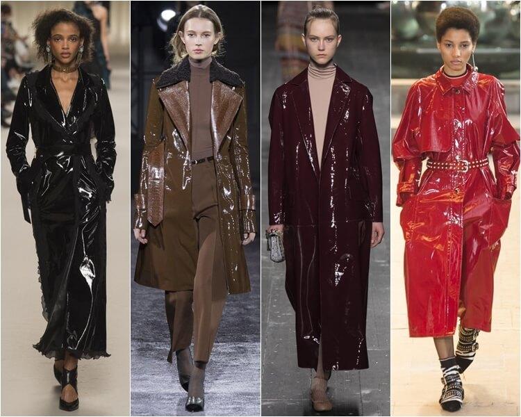 Тенденции 2017: модный плащ