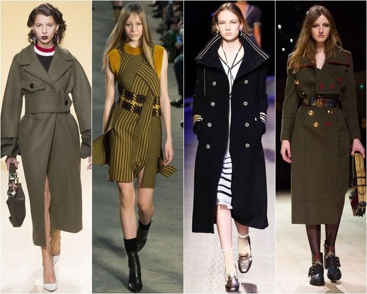 Тенденции 2021: модный плащ