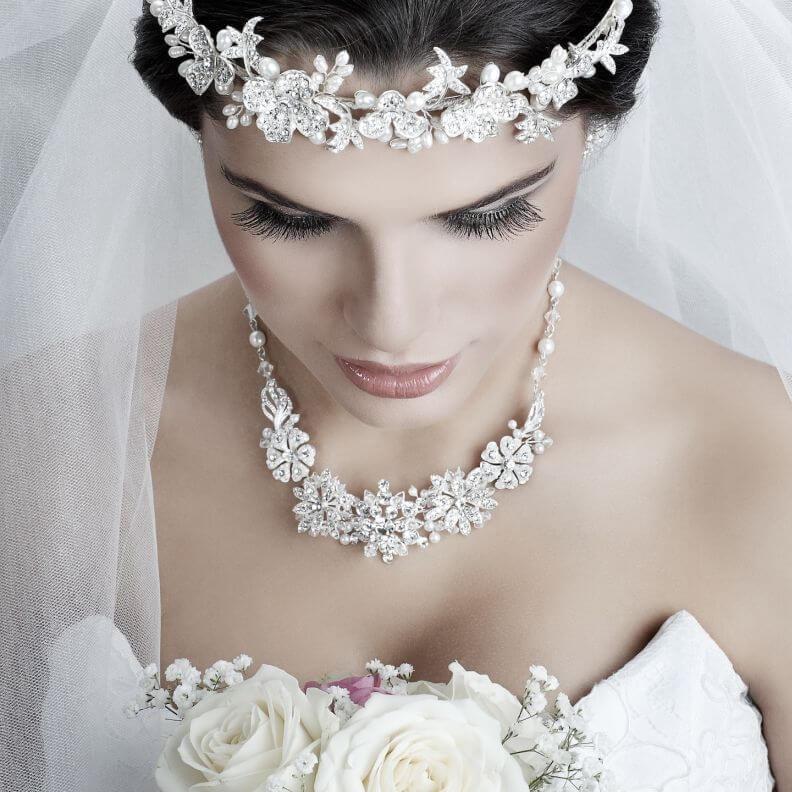 Стильный белый чокер - как использовать украшение?