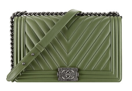 Мечта всех модниц мира — сумка Chanel Boy