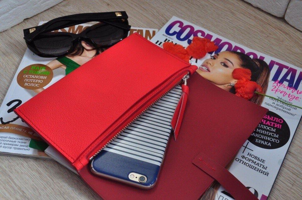 Как выбрать женский кожаный кошелек?