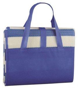 Как сделать сумку-коврик своими руками?