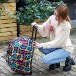 Удобство или красота? Дорожные сумки на колесах - большой обзор