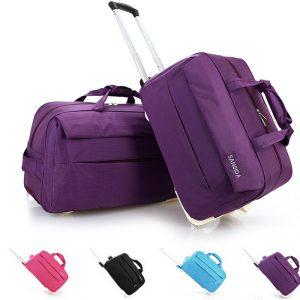 Типы дорожных сумок