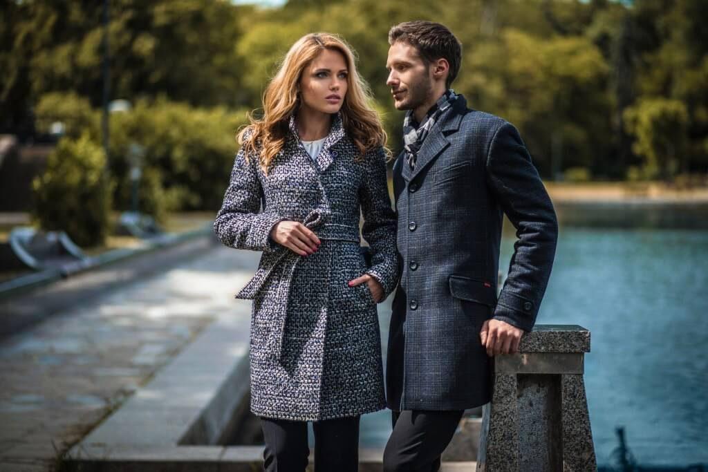 Приталенное пальто – мода 2017-2018 года (обзор)