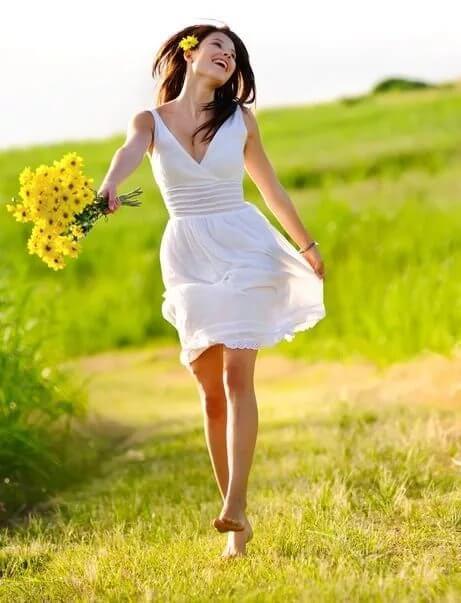 как правильно ходить чтобы похудеть женщине