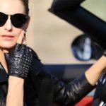 Автомобильные перчатки мужские и женские