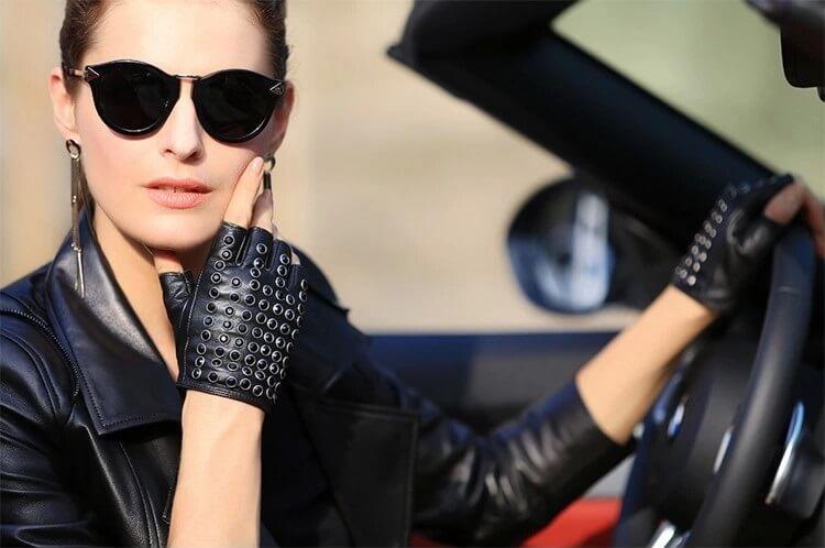 Автомобильные перчатки мужские и женские (обзор)
