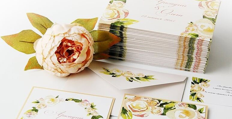 Оригинальные пригласительные на свадьбу: удивите гостей