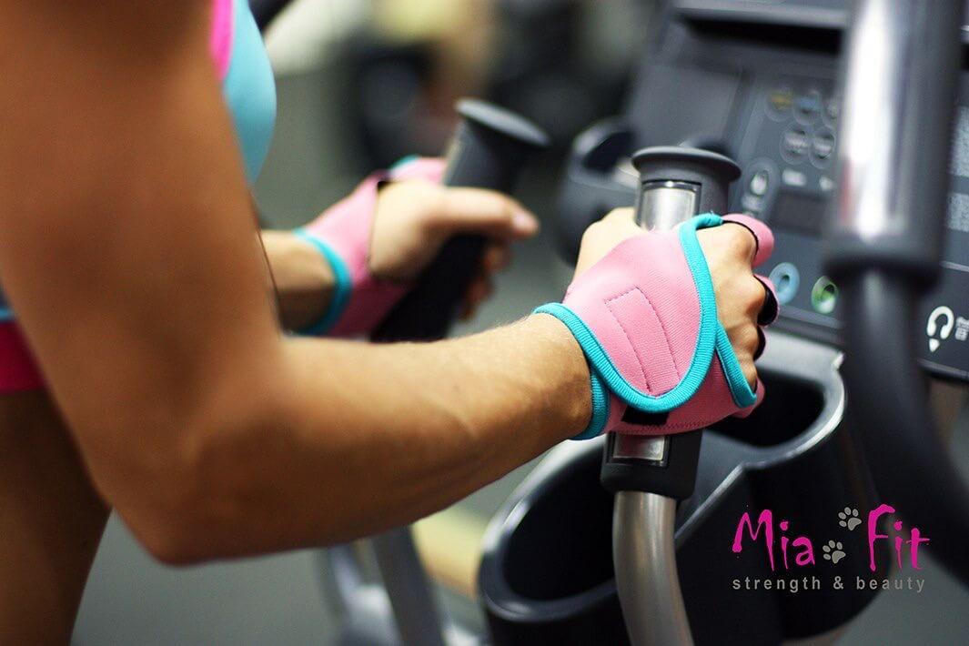 Перчатки для фитнеса - какие выбрать
