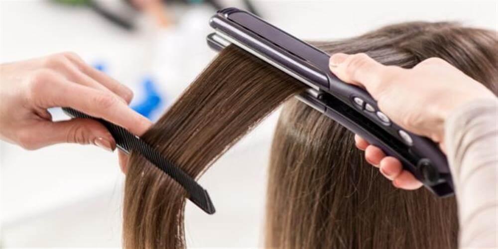 Как при помощи плойки гофре сделать прикорневой объём волос