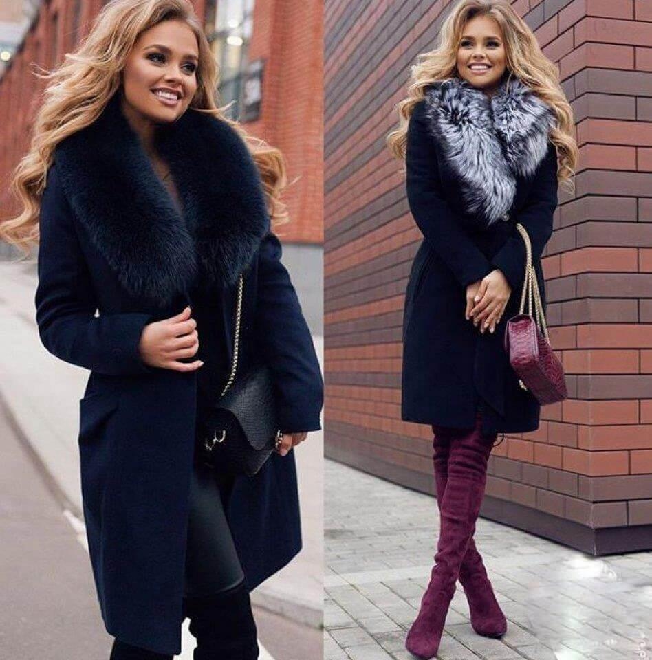 8ca1db9f3b9 Женское кашемировое пальто (36 фото)